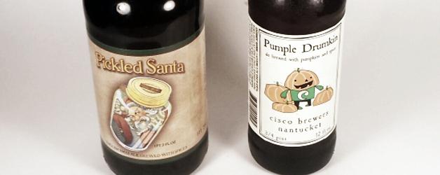 DBG 10: Dirtybeerguy.com – Pickled Santa and Pumple Drumkin